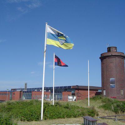 Meerwasser-Erlebnisbad und Wasserturm