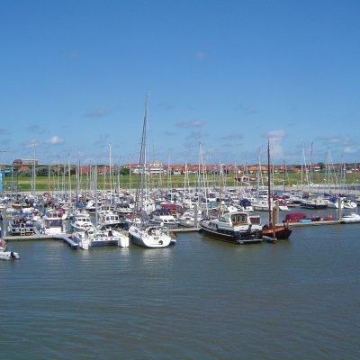 Juister Sportboothafen