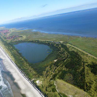 Luftbild - Blick auf den Hammersee